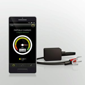 New intACT Smartphone Battery Checker