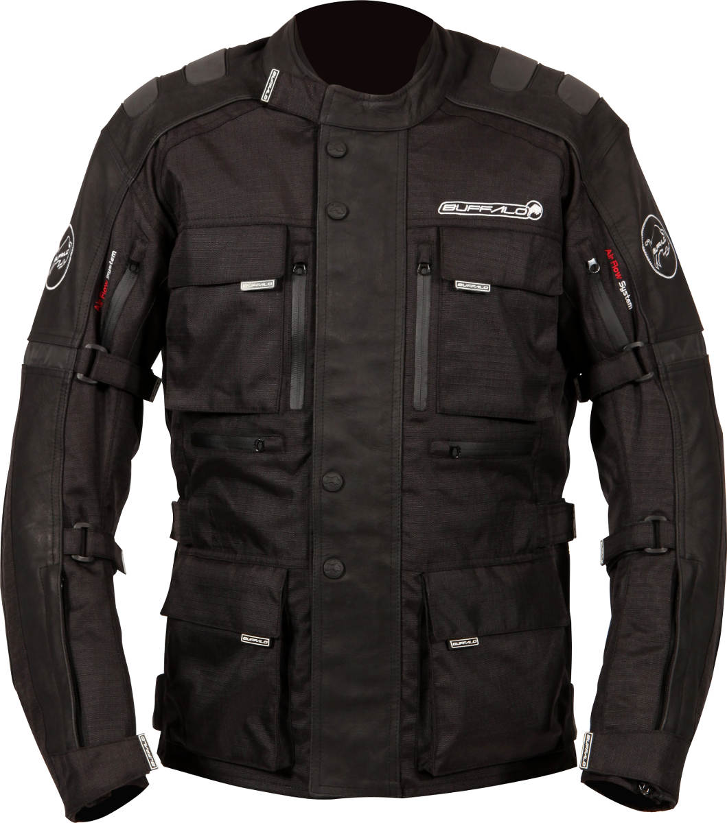 2017 New Buffalo Explorer Jacket Front