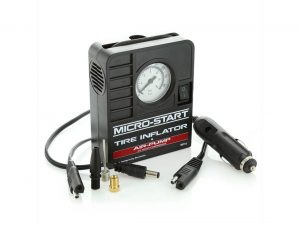 Compact New Antigravity Tyre Inflator and Air Pump