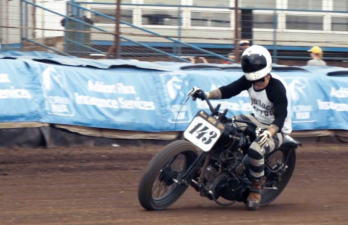 Harley Highlights from DirtQuake 2017