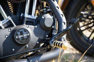 Custom Steampunk Harley-Davidson Sportster Engine