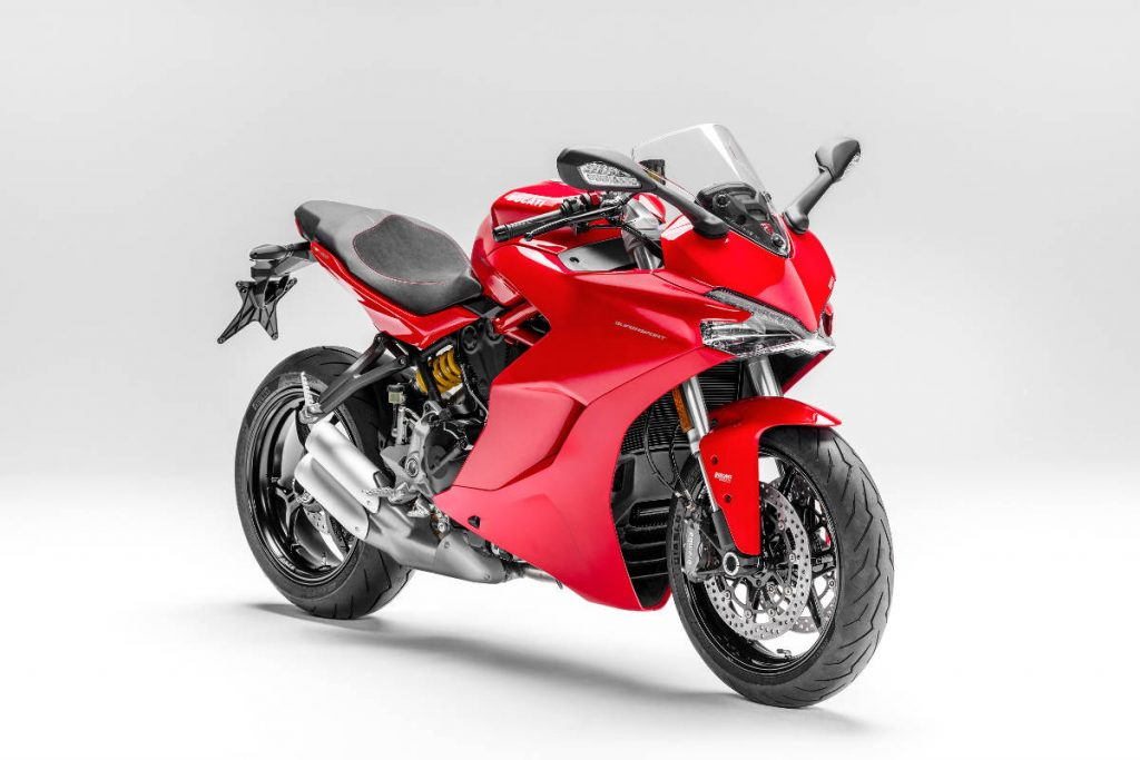 2017 Ducati Supersport - Cheaper Ducati Finance From £99 Per Month For A Supersport