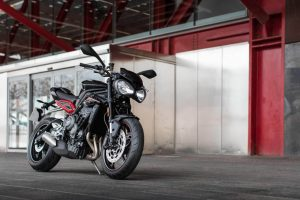 Triumph Street Triple R Low Arrives In Dealers