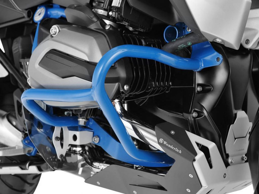 Wunderlich Engine Crash Bars for the Latest BMW R1200GS