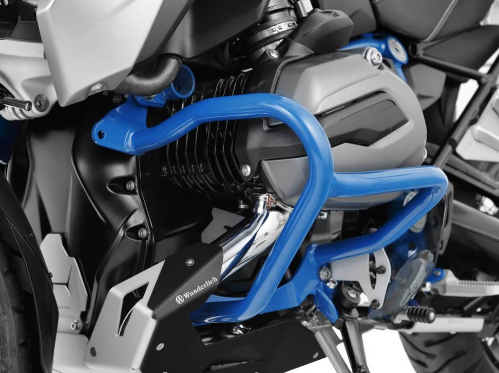 Wunderlich Lower Bars for the Latest BMW R1200GS