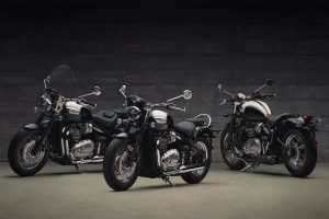The New 2018 Triumph Bonneville Speedmaster
