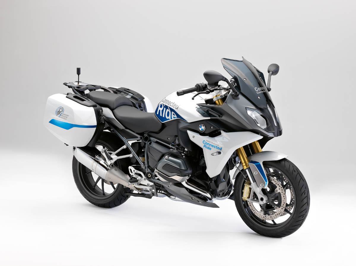bmw r 1200 rs connectedride prototype promises safer motorcycling rescogs. Black Bedroom Furniture Sets. Home Design Ideas