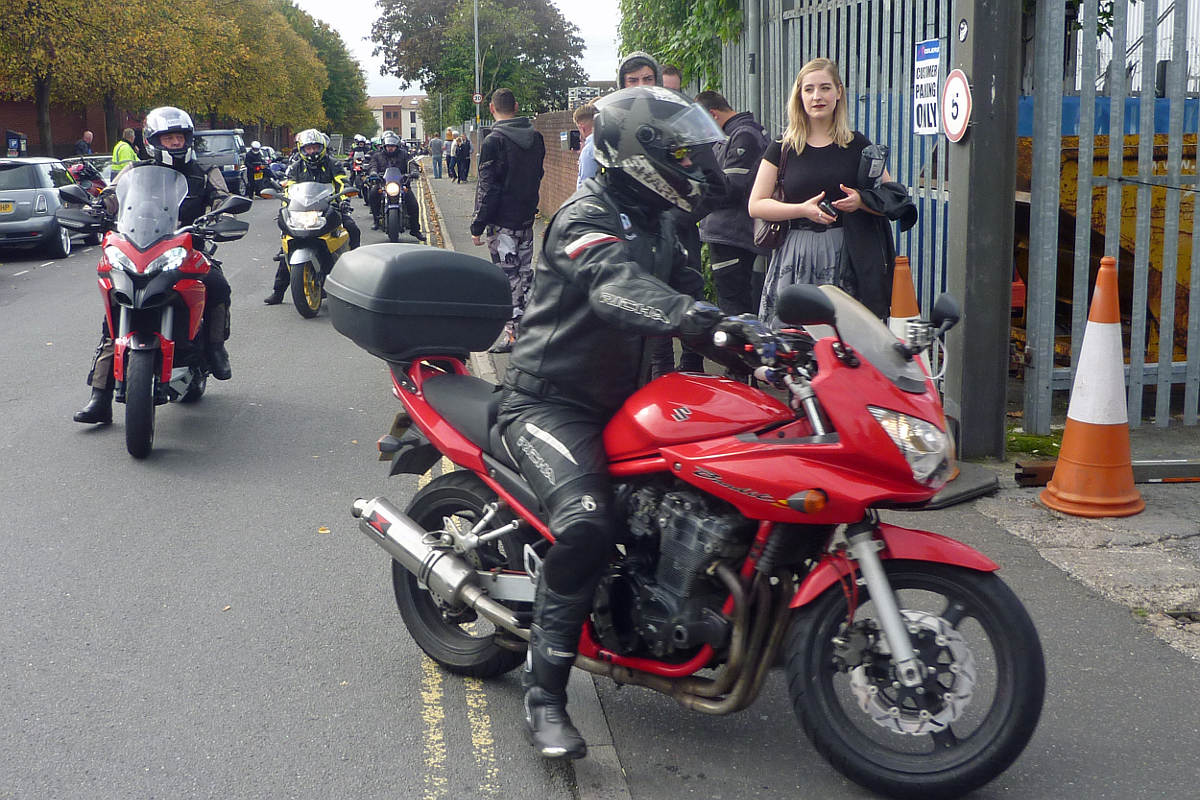 Hundreds Attend Bristol Bike Theft Awareness Ride 3
