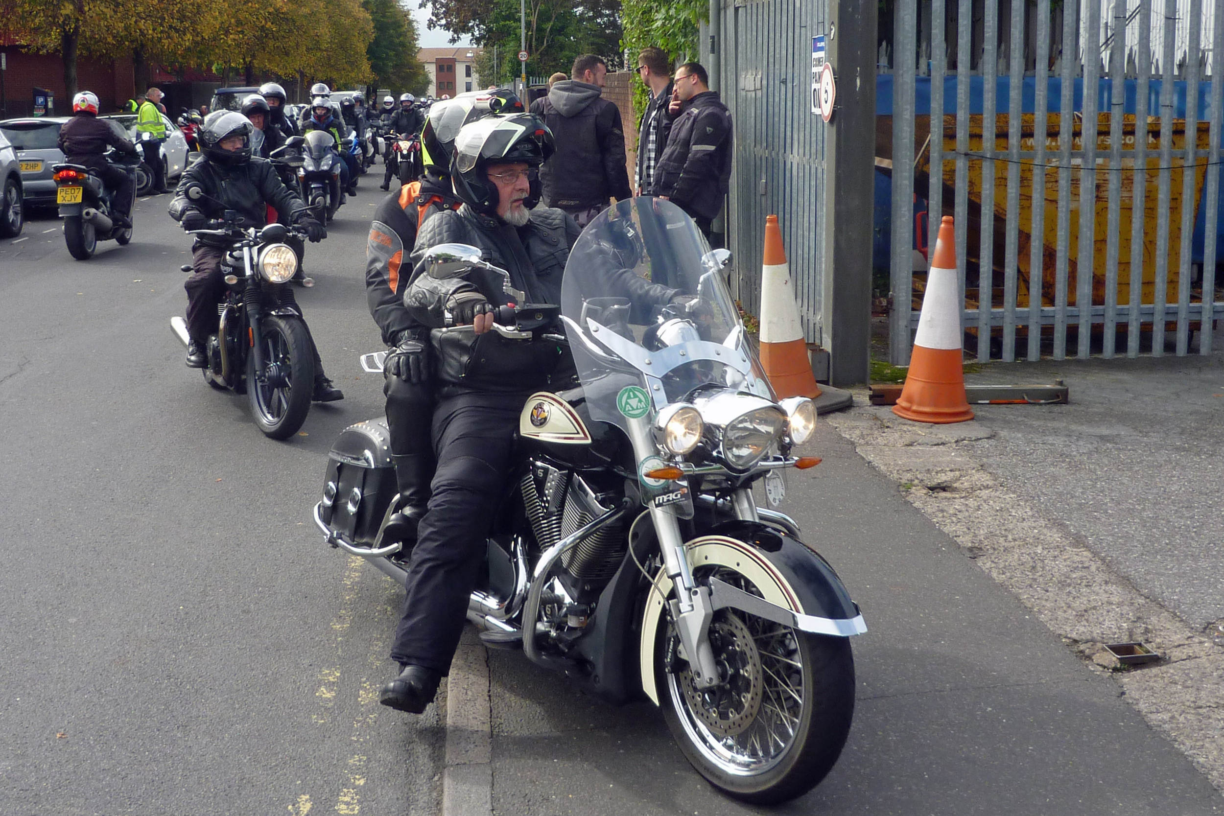 Hundreds Attend Bristol Bike Theft Awareness Ride 4