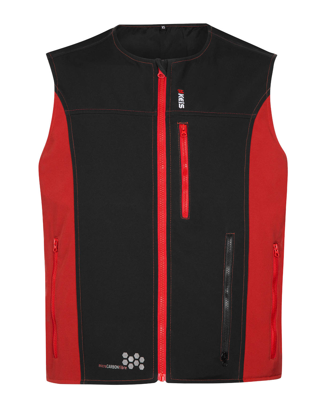 The Keis Premium V501 Heated Vest