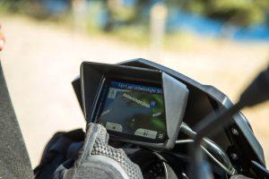 Handy Wunderlich Glare Shield for the BMW Navigator VI