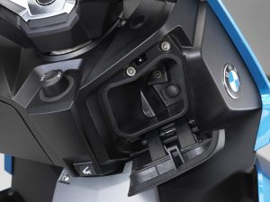 2018 BMW C 400 X Scooter Right Hand Storage Panel
