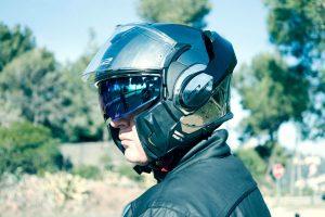 Versatile New LS2 Valiant Flip-Front Motorcycle Helmet