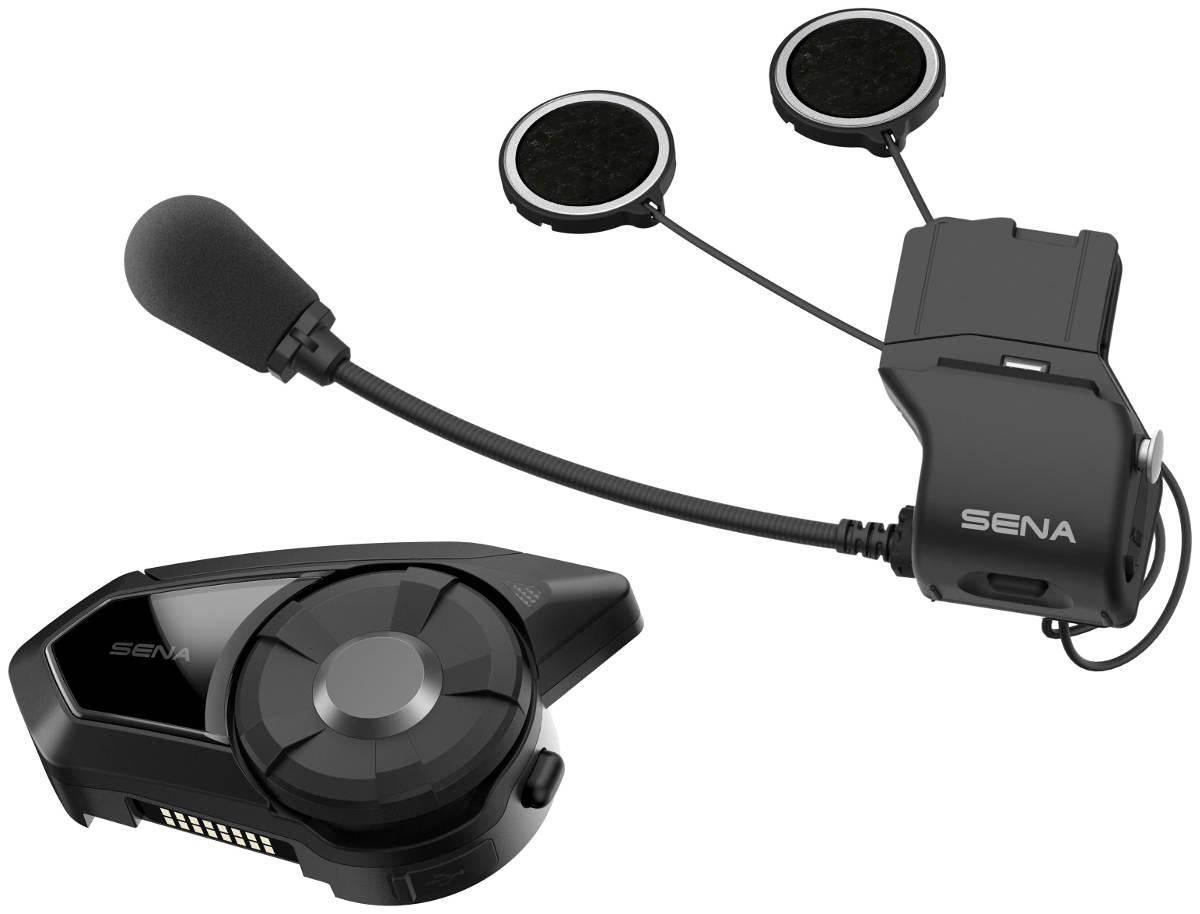 Sena 30K Communication System Complete Kit