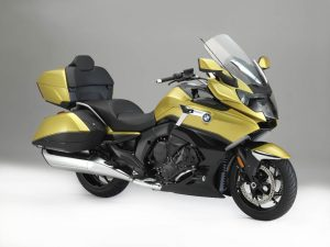 The 2018 BMW K 1600 Grand America – Long Distance Tourer