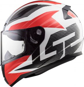 Cost-Effective Protection with the new LS2 Rapid Motorcycle Helmet