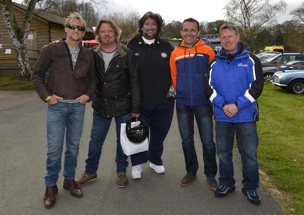 Prescott Bike Fest: Carl Fogarty - Charley Boreman - Andy Fordham - Steve Plater - John Reynolds