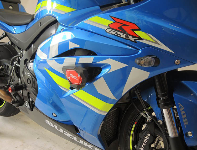 RDMOTO SLO1 Sliders for 2017 Suzuki GSX-R1000