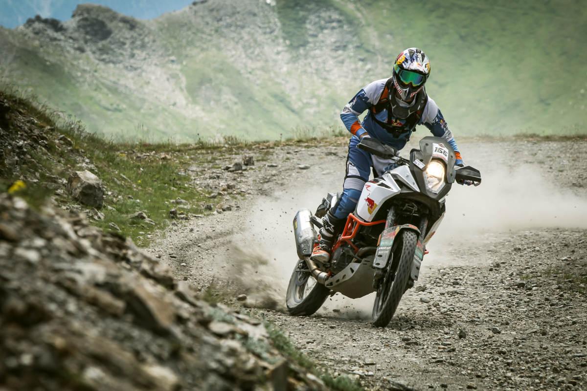 2018 KTM Adventure Rally Dates and Details Chris Birch Sardinia 2018