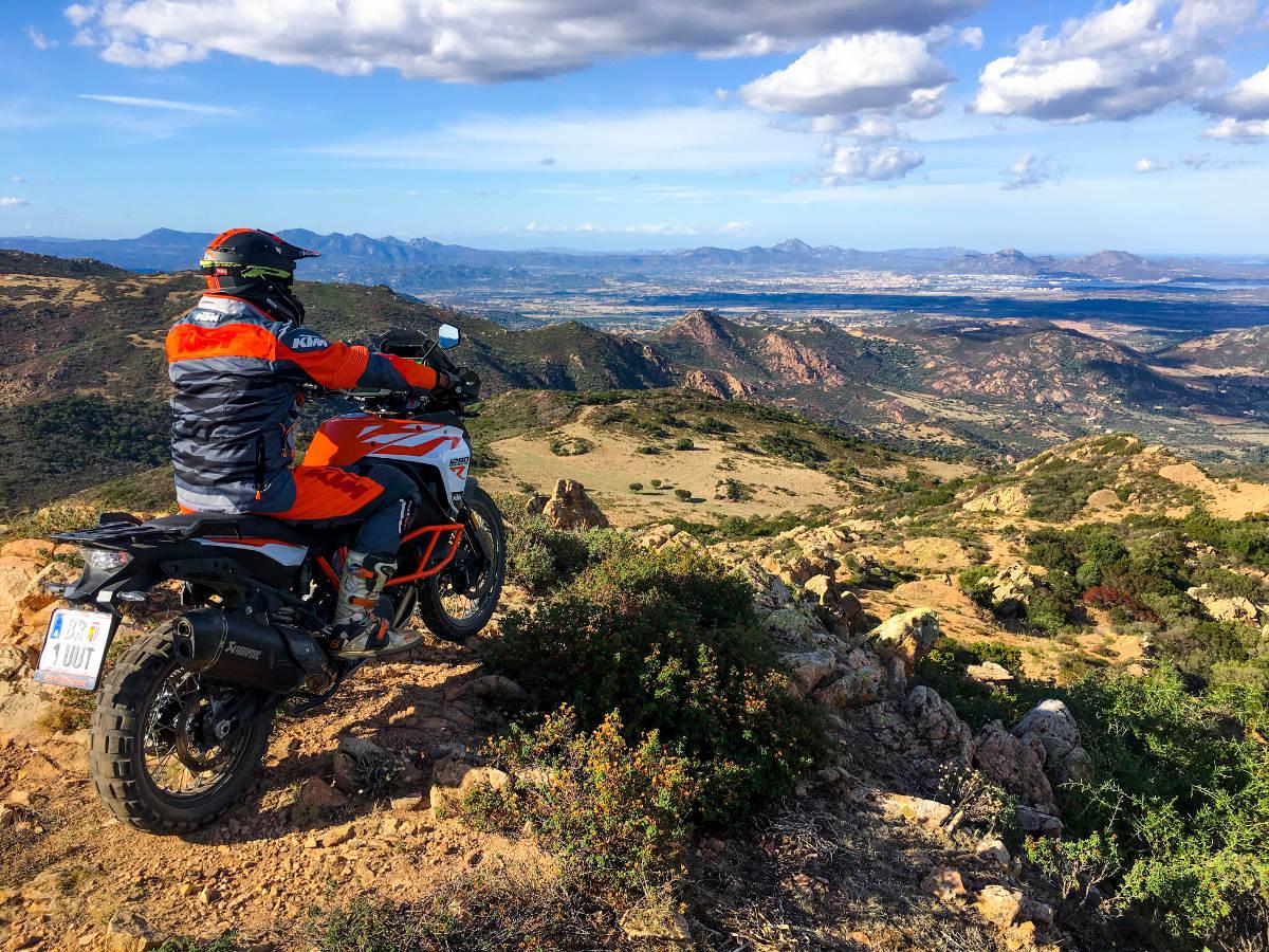 2018 KTM Adventure Rally Dates and Details Sardinia 1