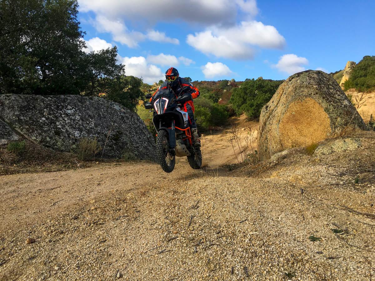 2018 KTM Adventure Rally Dates and Details Sardinia 2
