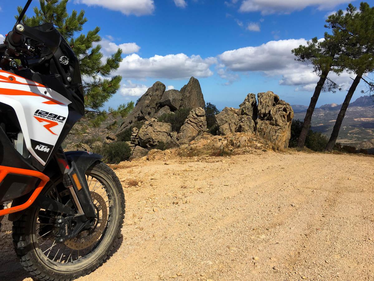 2018 KTM Adventure Rally Dates and Details Sardinia 3