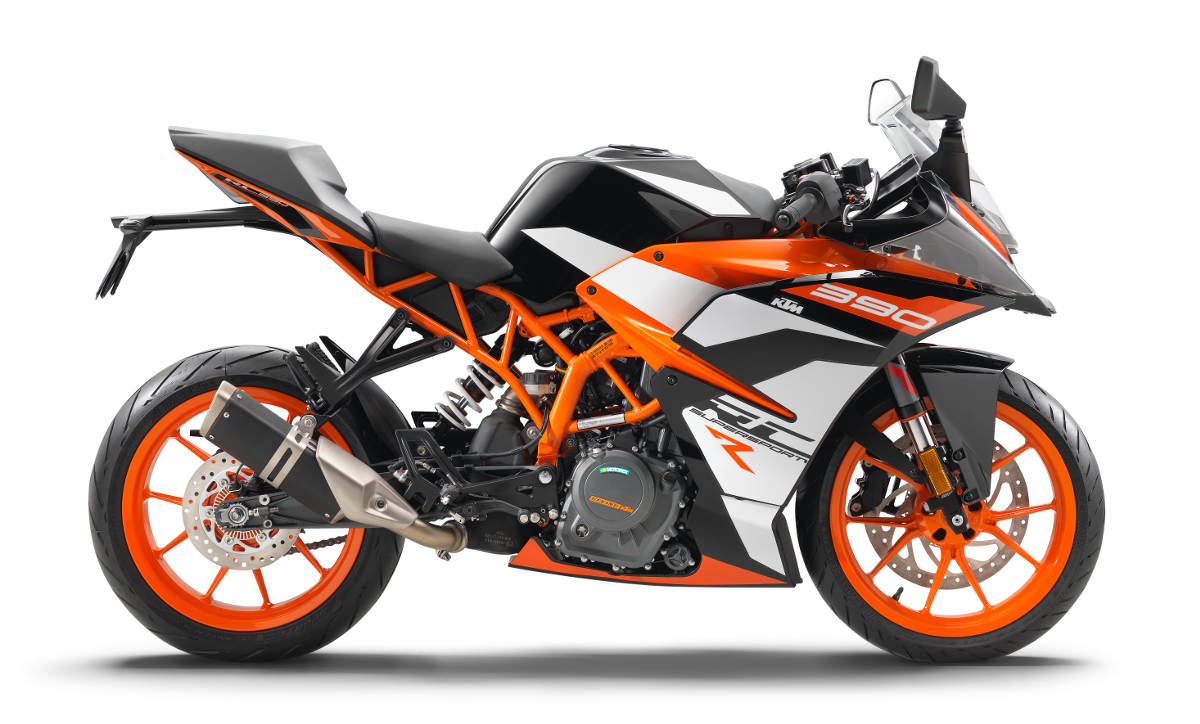 the 2018 ktm rc 390 r and supersport ssp300 race kit rescogs. Black Bedroom Furniture Sets. Home Design Ideas