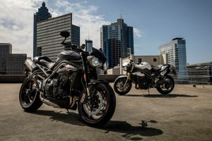 2018 Triumph Speed Triple S and RS Revealed
