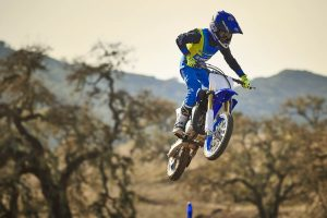 The 2018 Yamaha YZ65 in action