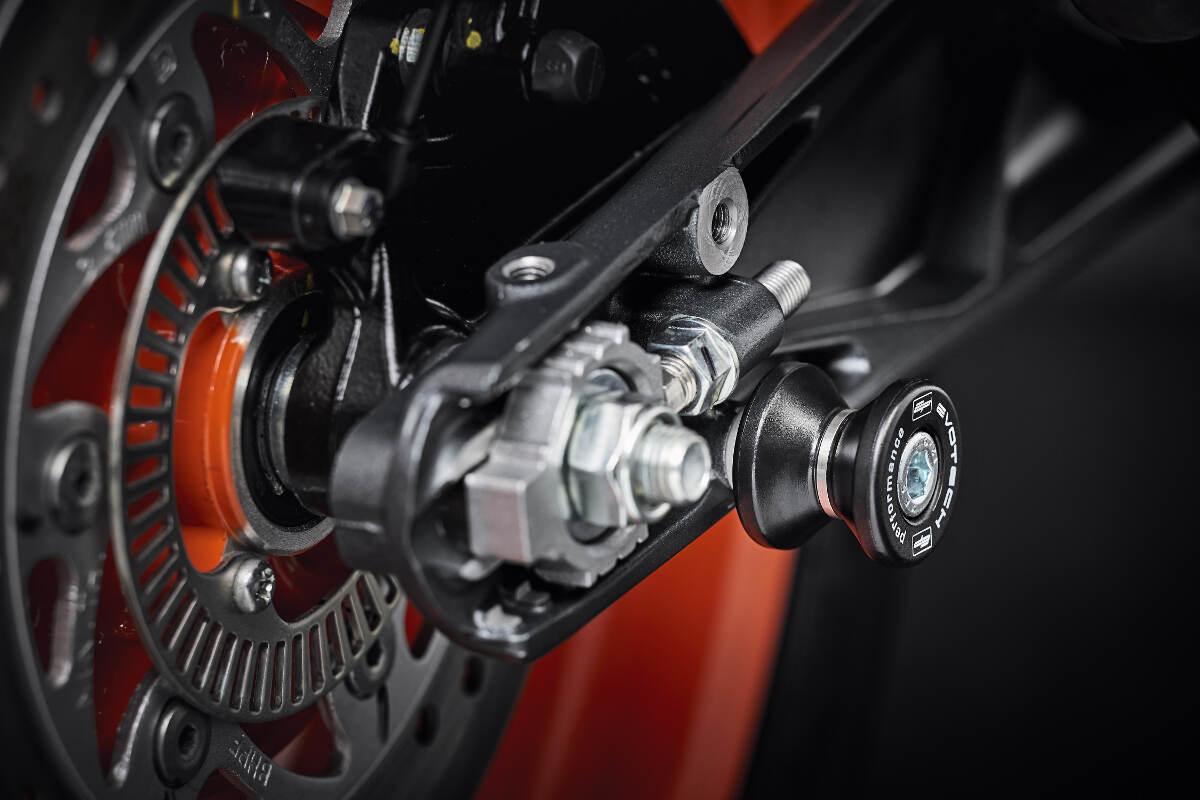 Evotech KTM 390 Duke Paddock Stand-Bobbin