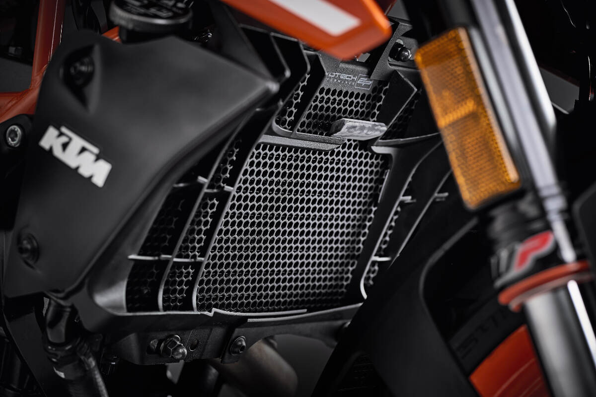 Evotech KTM 390 Duke Radiator Guard