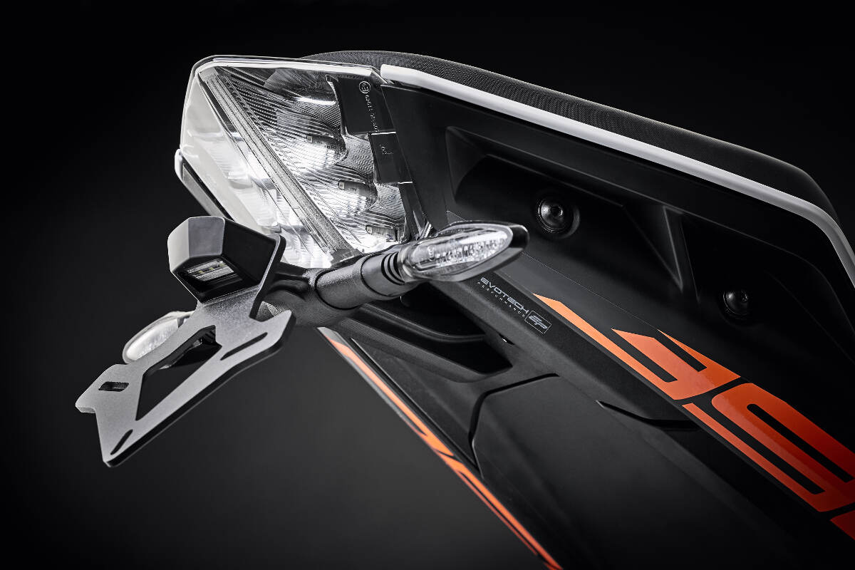 Evotech KTM 390 Duke Tail-Tidy