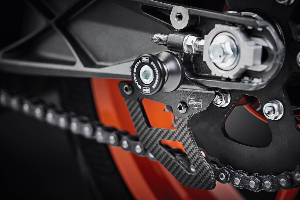 Evotech KTM 390 Duke Toe Guard
