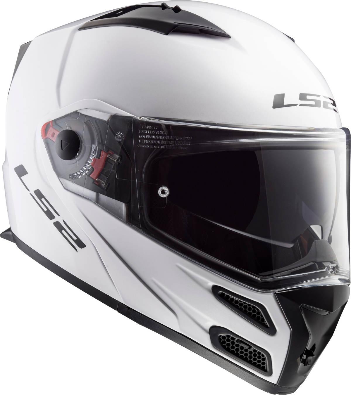 LS2 Metro Evo Helmet White