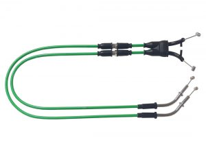 Venhill Featherlight Throttle Cables for the Kawasaki ZZR1400