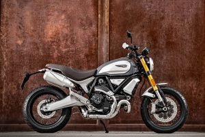 See the 2018 Ducati Scrambler 1100 Special at the Geneva Motor Show
