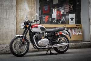 2018 Triumph Bonneville T120 £500 Personalisation Offer
