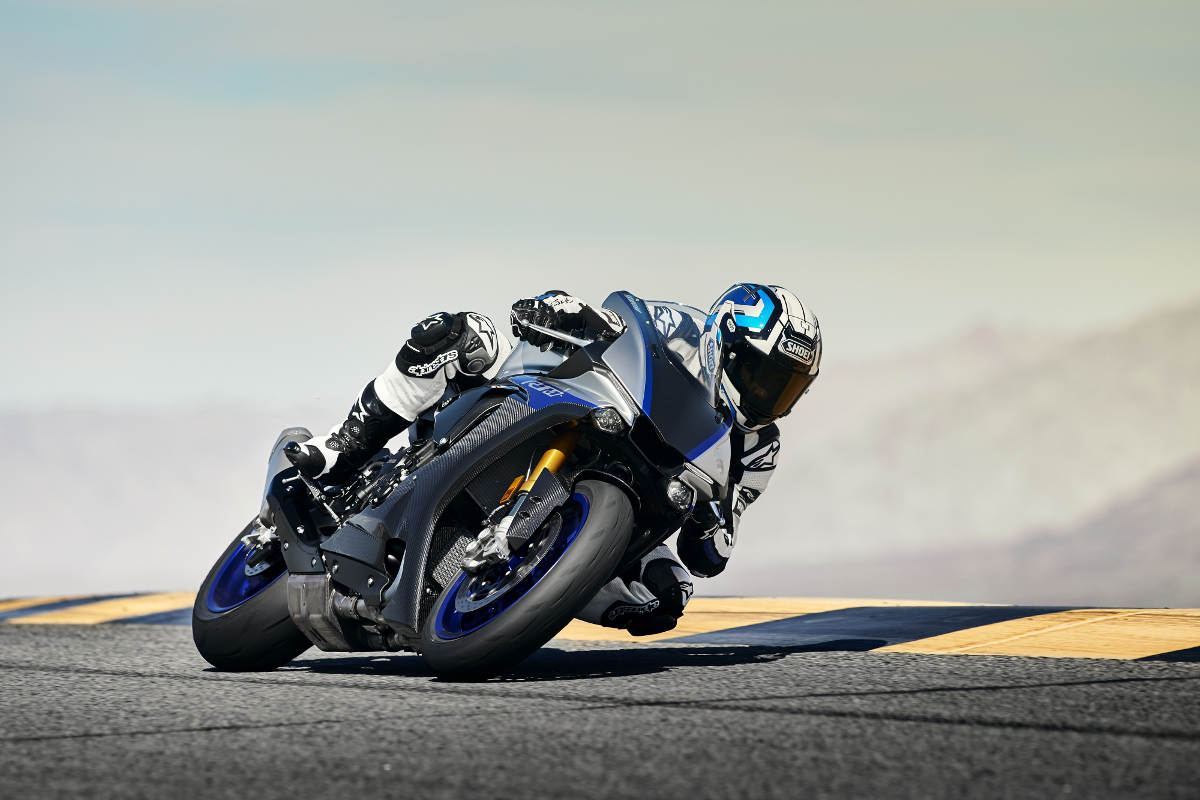 2018 Yamaha YZF-R1M Racing Experience Track Dates