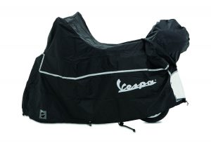 Genuine Outdoor Covers for the Vespa GTS and GTS Super Scooters