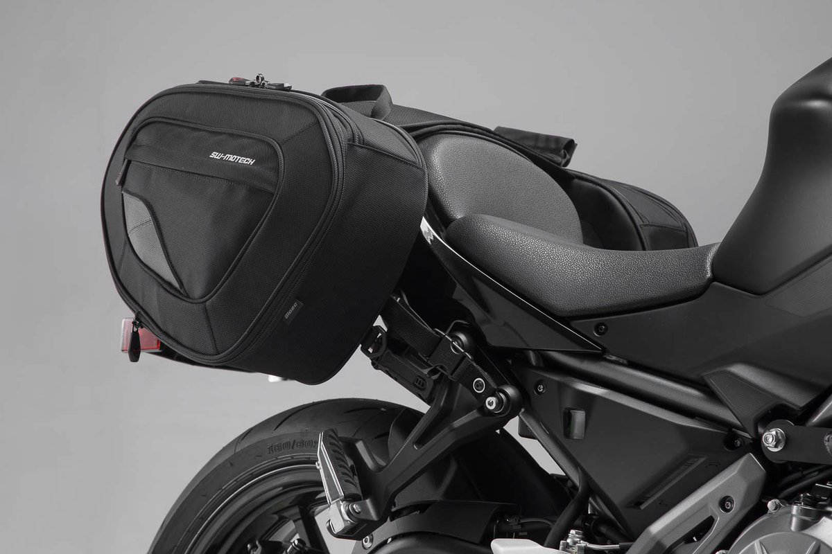 Price Drop for SW-Motech Blaze Panniers Soft Luggage