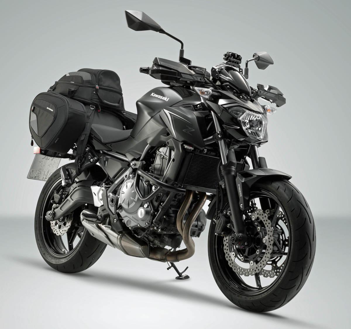 SW-Motech Blaze Panniers For The Kawasaki Z650