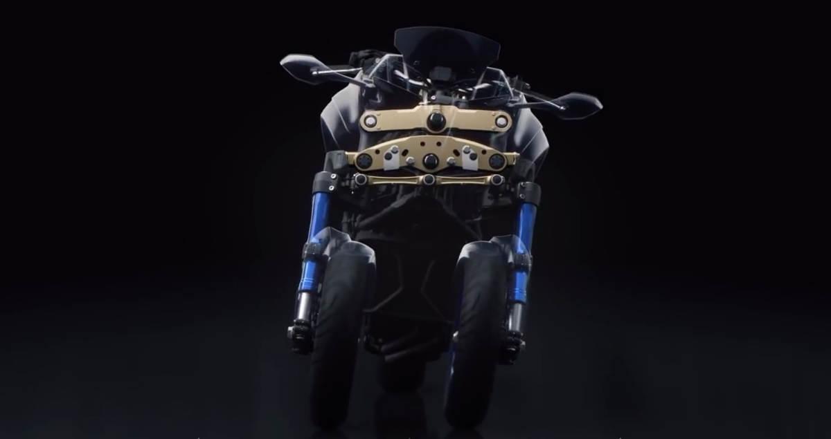 Yamaha Releases A New Niken Technical Video