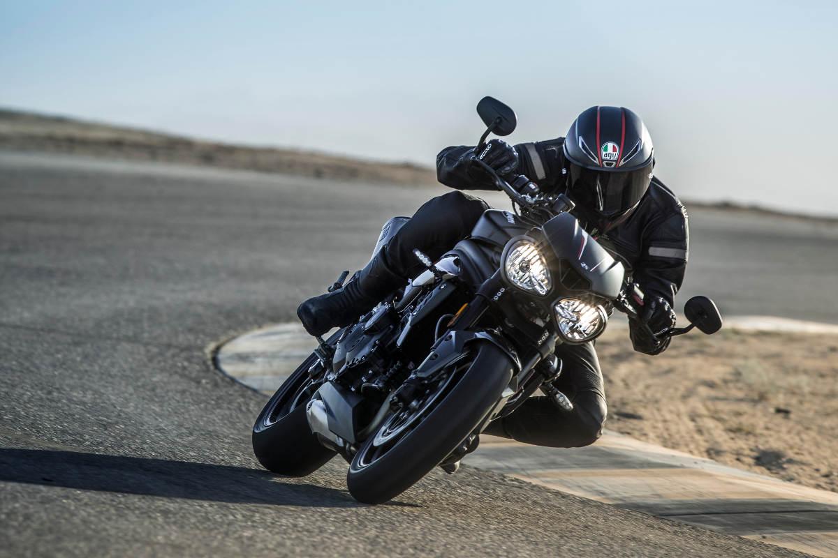 2018 Triumph TFEST Open Dealer Weekend Arrives In April - 2018 Triumph Speed Triple RS