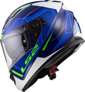 New LS2 Stream Evo Helmet Targets Fatigue and Noise