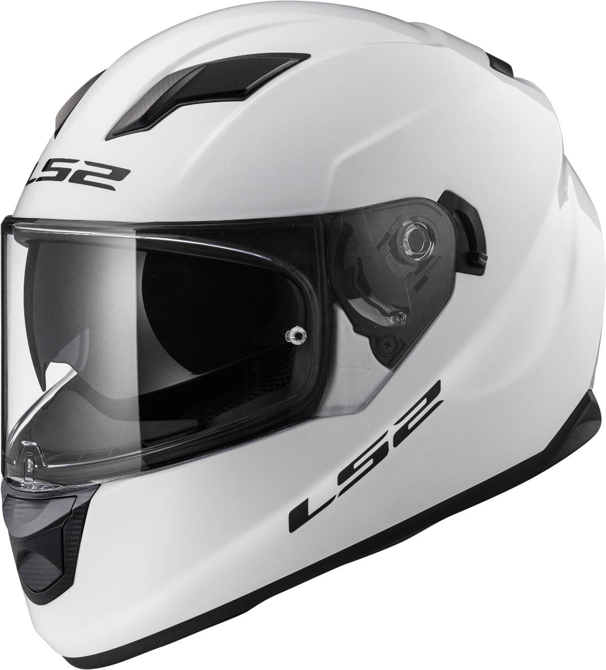 LS2 Stream Evo Helmet White Side