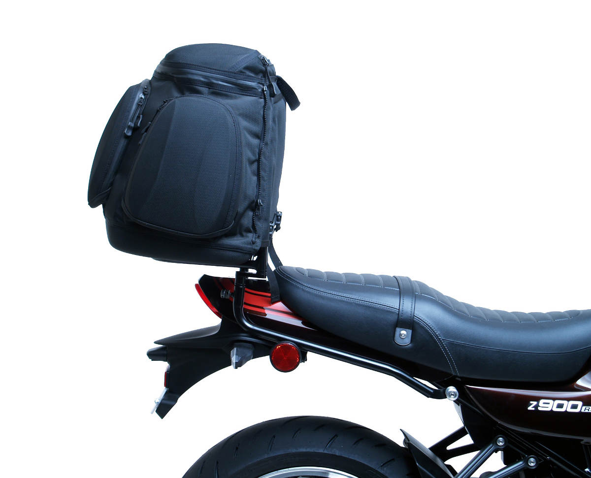 Ventura Luggage Now Fits The 2018 Kawasaki Z900RS - Aero Spada Pack