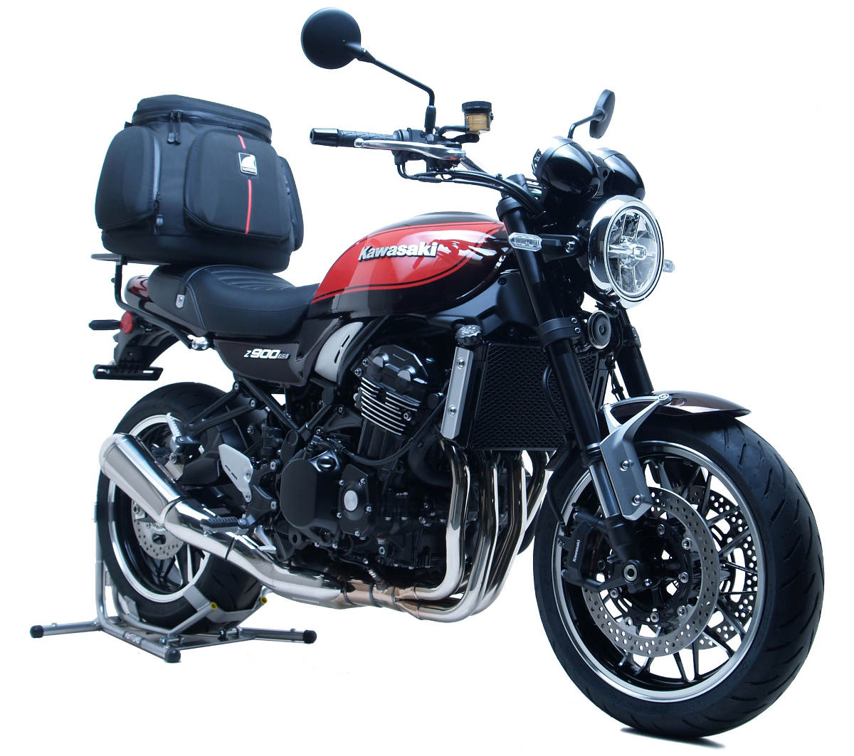 Ventura Luggage Now Fits The 2018 Kawasaki Z900RS