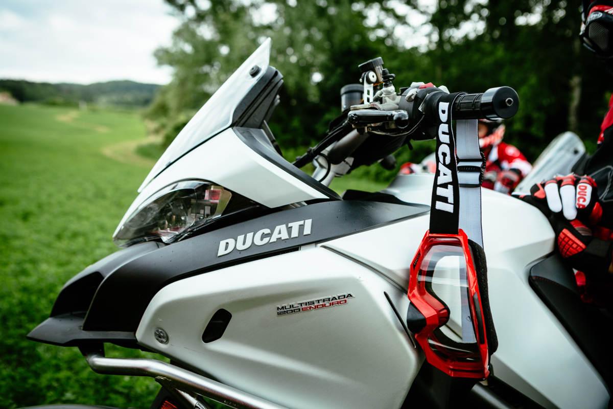 2018 Ducati Multistrada 1200 Enduro Tank