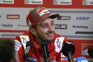 Andrea Dovizioso Signs With Ducati MotoGP Until 2020