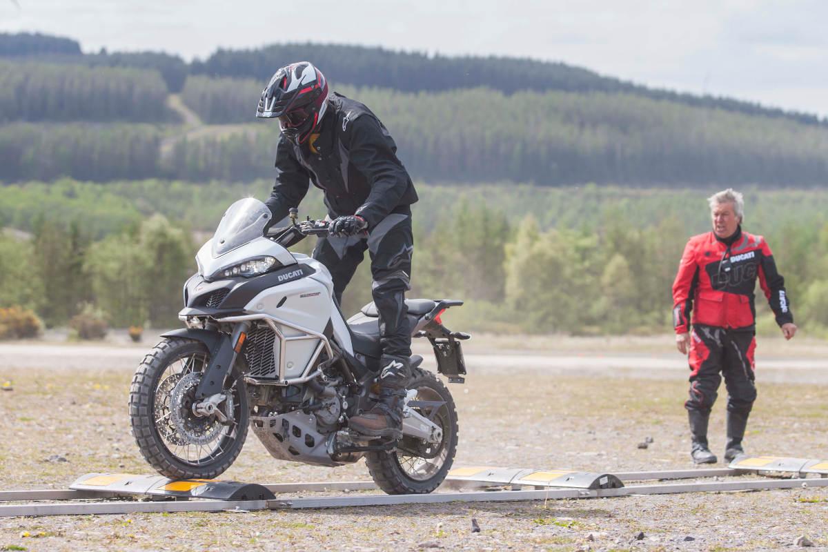 The Ducati Multistrada Experience